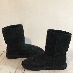 UGG Boots Black GUC SIZE 7